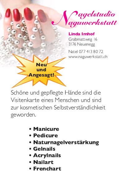 Naguwerkstatt Nagelstudio In Schliern Bei Köniz Mit Adresse